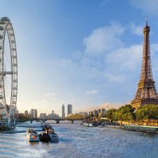 London, Paris team up on incentive trip