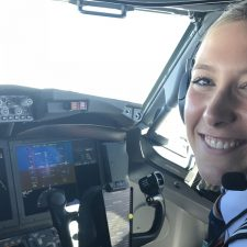 Sunwing First Officer honoured