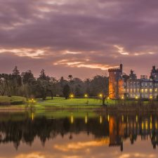 Celebrate in style at Ireland's Dromoland Castle
