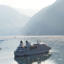 Cruise line commemorates 50th year sailing to Alaska