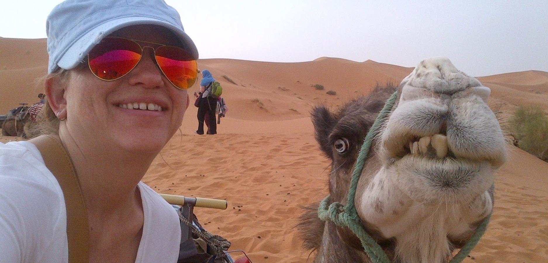 Stephanie Mercredi - Travel CourierTravel Courier